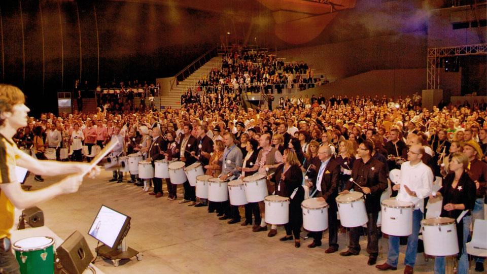 drum the world hamburg